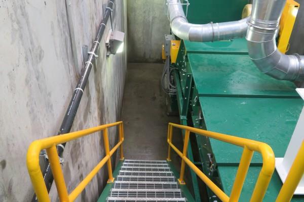 10,000 Ton Frac Sand Transload Terminal Expansion