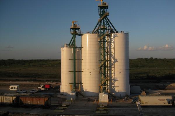 14,000 Ton Frac Sand Transload Terminal