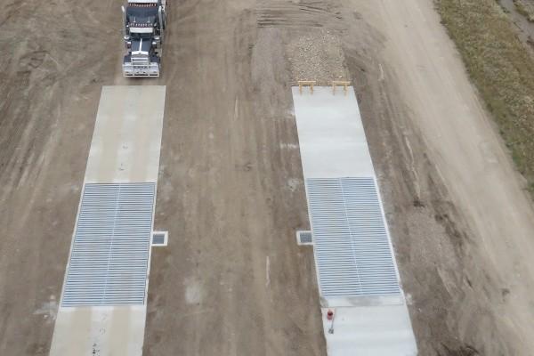 Frac Sand Transload Terminal