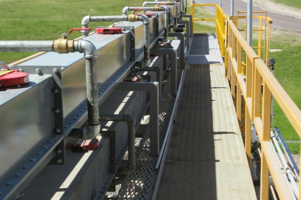 Fly Ash Truck Load-Out System Expansion